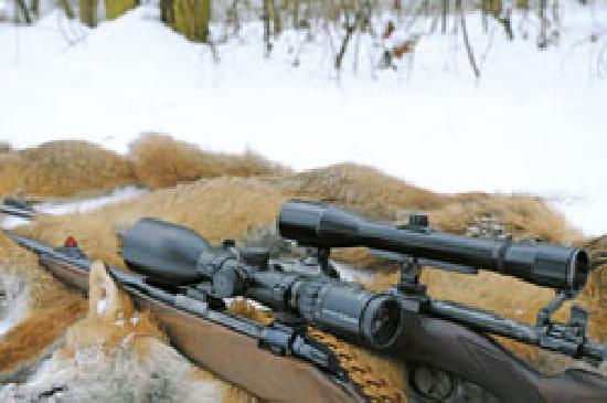Jagd Zielfernrohr Mit Entfernungsmesser : Nightforce zielfernrohr nxs mil dot nfxs arms