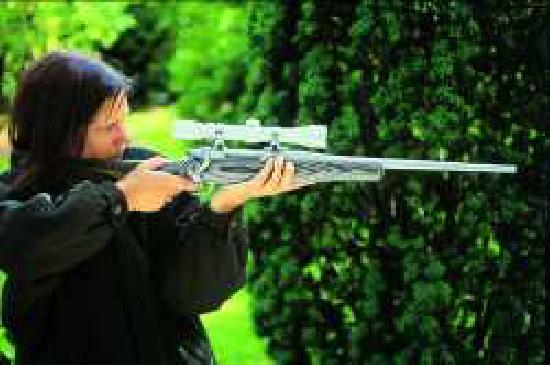 Rugers compact rifle neue variante des erfolgmodels m77 deutsche