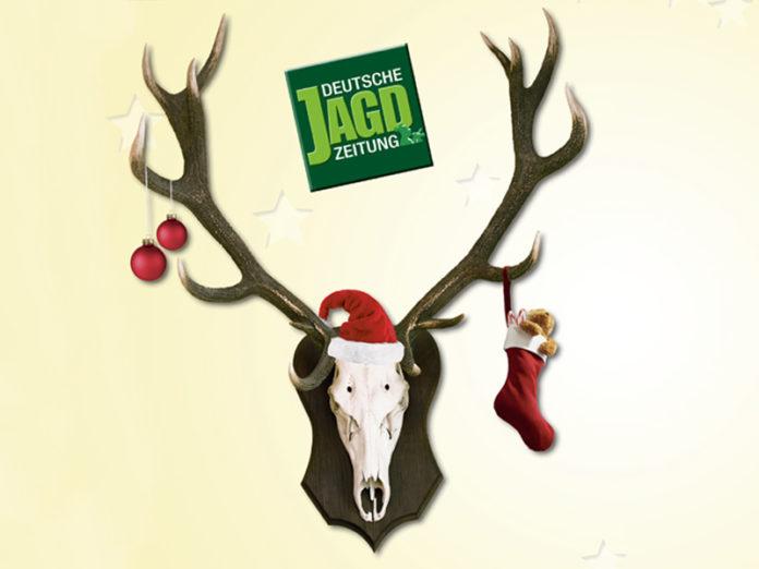 DJZ Weihnachtsmarkt für Jäger