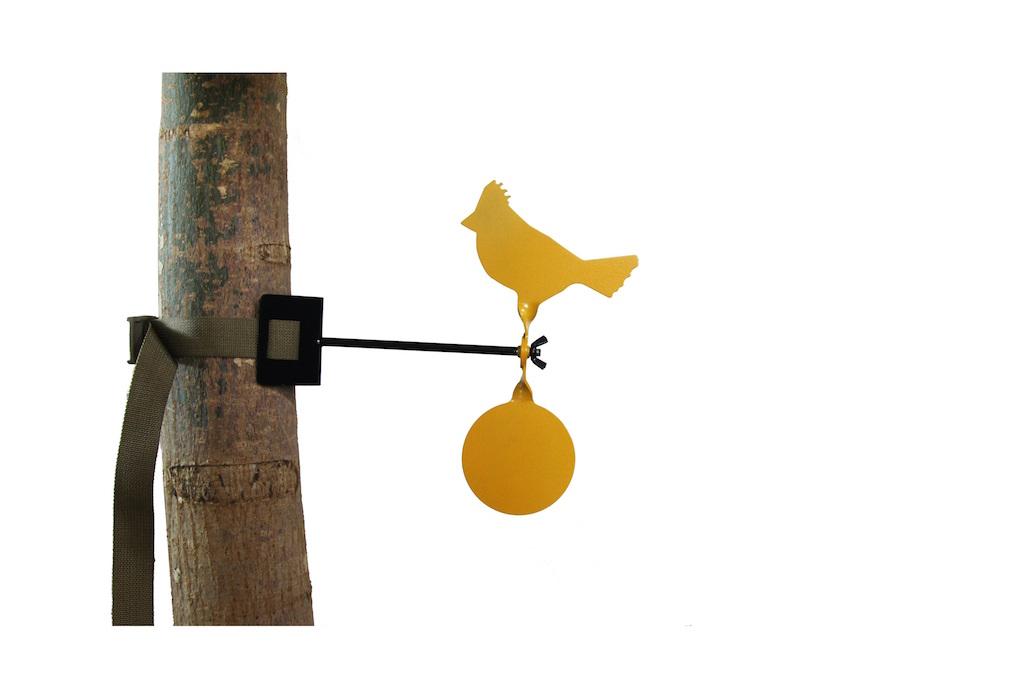 Vogel Zielscheibe