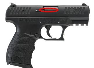 Walther CCP Rückruf