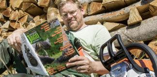 Stihl Motorsäge im Abo der Deutschen Jagdzeitung