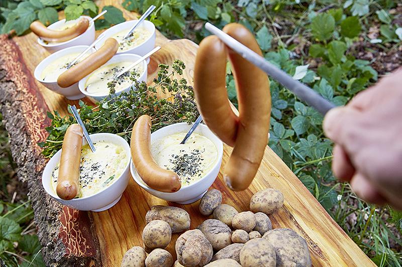 Knackwurst und Eintöpfe