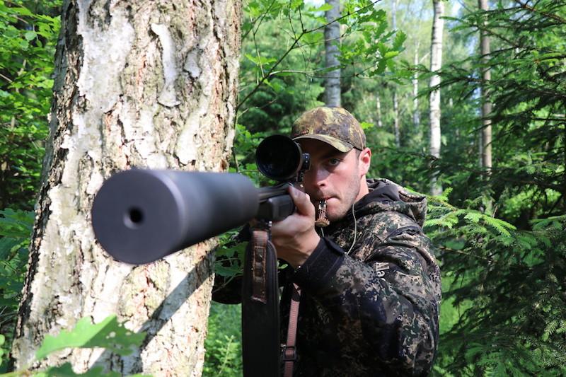 Schalldämpfer Jagd Nrw