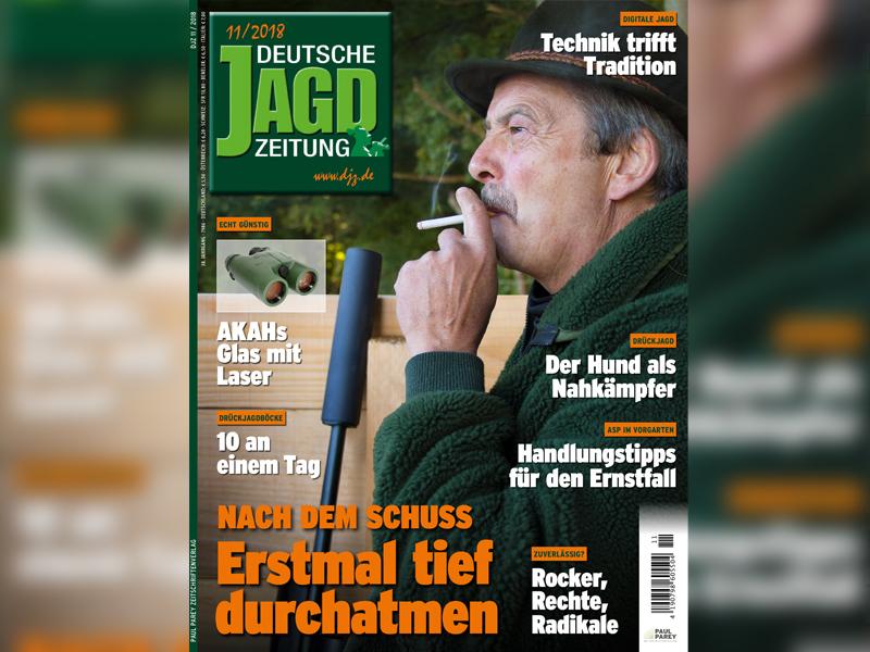 Alp Jagd Entfernungsmesser : Djz heftvorschau deutsche jagdzeitung