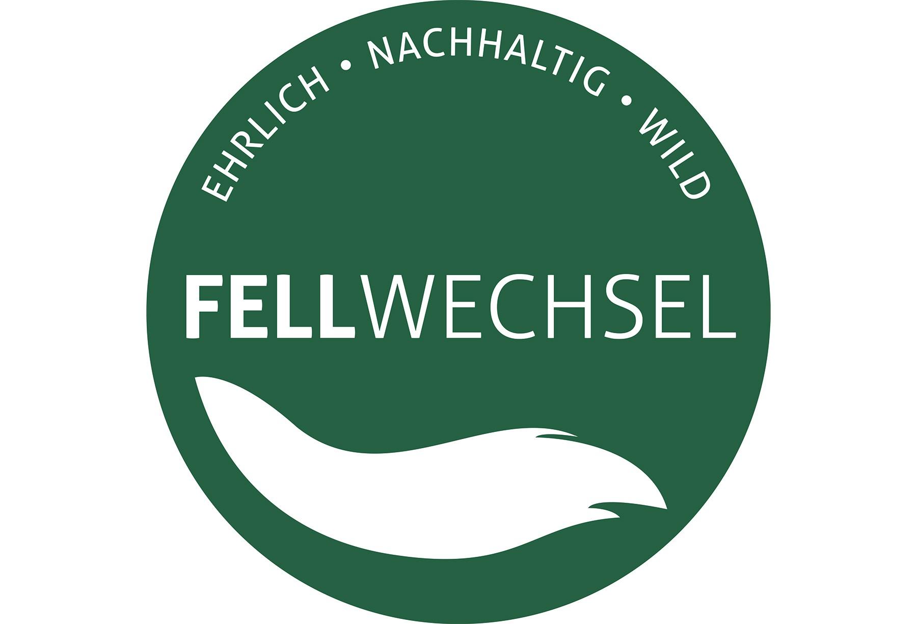 Das Logo der Fellwechsel GmbH