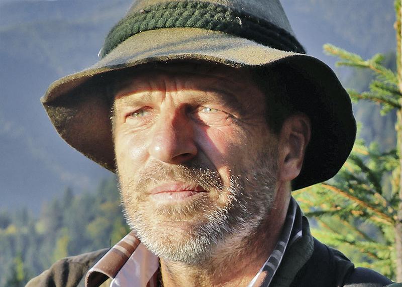 Portrait von Hans Jörg Nagel