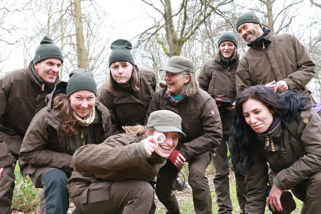 Berlin: Rangerinnen und Ranger für die Stadtnatur im Einsatz - Deutsche Jagdzeitung