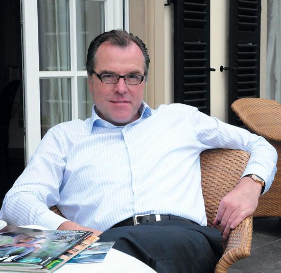 Prominente Jäger Clemens Tönnies Deutsche Jagdzeitung